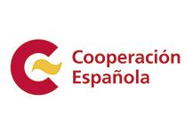Logotipo de la Cooperación Española