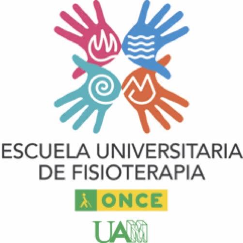 Logotipo de la Escuela de Fisioterapia de la ONCE