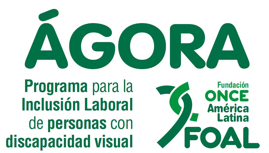 Logotipo del Programa ÁGORA de FOAL