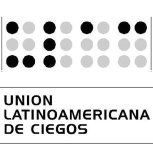 Logotipo de la Unión Latinoamericana de Ciegos (ULAC)