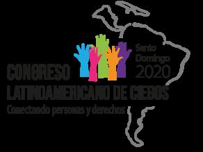 Logotipo del Congreso Latinoamericano de Personas Ciegas