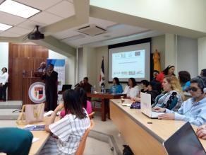 Imagen del encuentro sobre educación inclusiva
