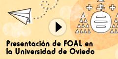 imagen de Presentación del Programa de FOAL en la Universidad de Oviedo
